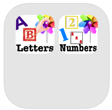 Dr. Brown's Letters & Numbers Bundle